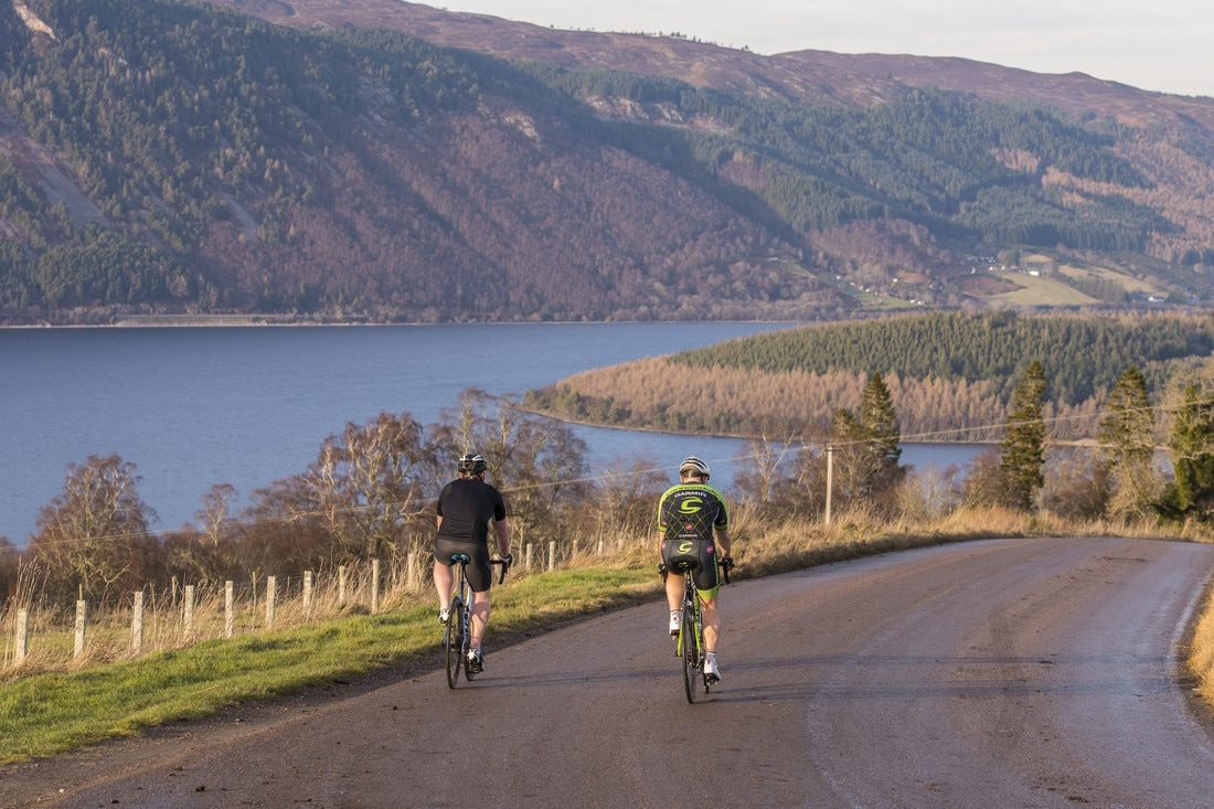 Loch Ness Road Bike Tours Tour 1